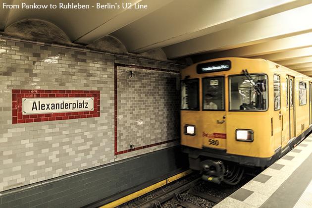 Berlin U2 Line