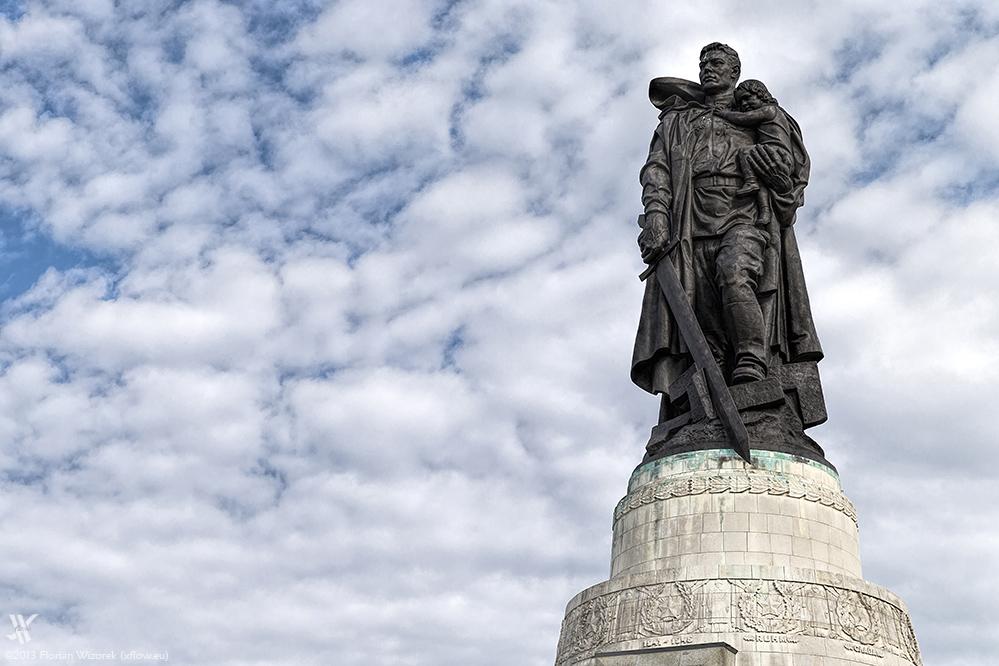 War Memorials Berlin Berlin Soviet War Memorial