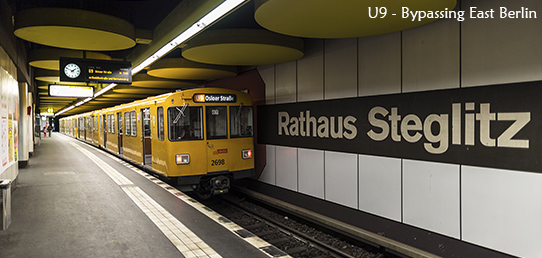 Photo Report - Berlin's U9