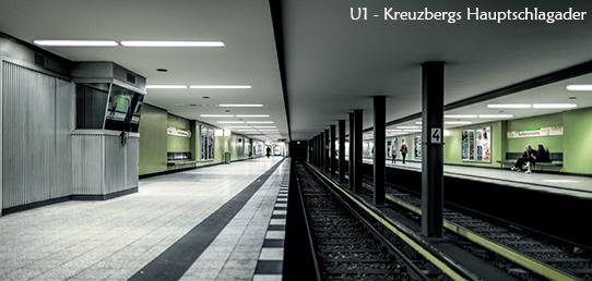 Fotoreport - Berlins U1
