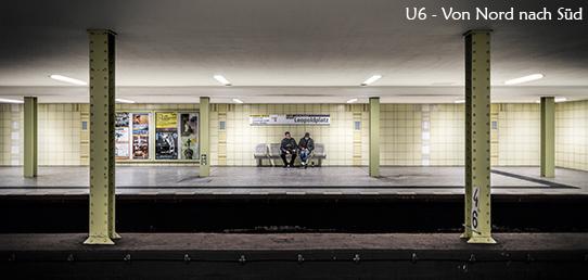 Fotoreport - Berlins U6