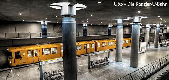 Fotoreport - Berlins U55