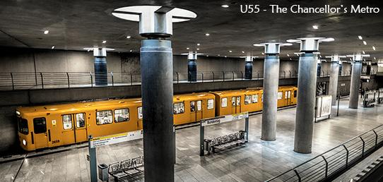 Photo Report - Berlin's U55