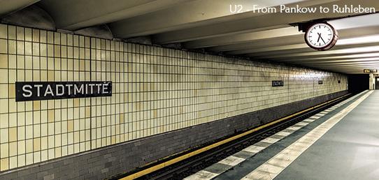 Photo Report - Berlin's U2