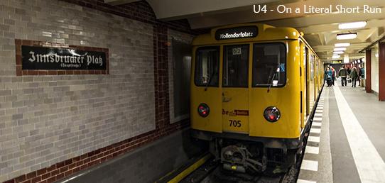 Photo Report - Berlin's U4