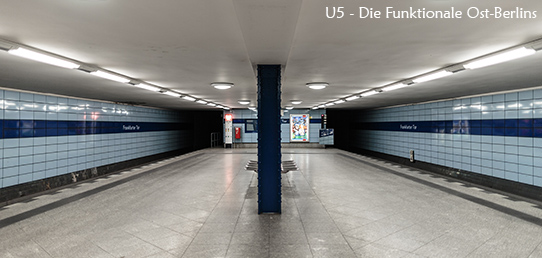 Fotoreport - Berlins U5