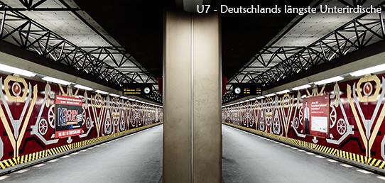 Fotoreport - Berlins U7