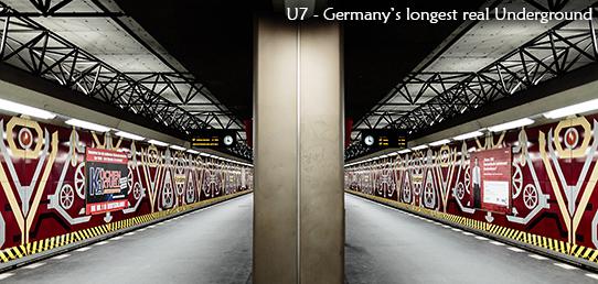 Photo Report - Berlin's U7