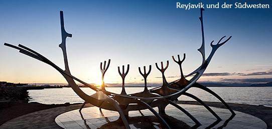 Reisebericht - Reykjavik und der Süden/Südwesten - Urban aber dennoch ländlich