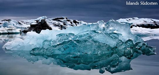 Reisebericht - Der Südosten Islands - Lavawüsten und ewiges Eis