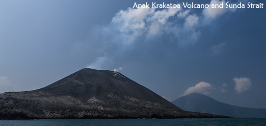 Travel Report - Indonesia - Anak Krakatoa volcano