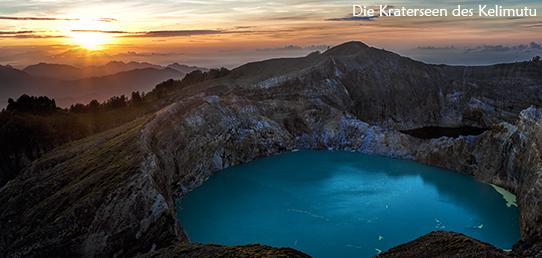 Reisebericht - Indonesien - Die Kraterseen des Kelimutu