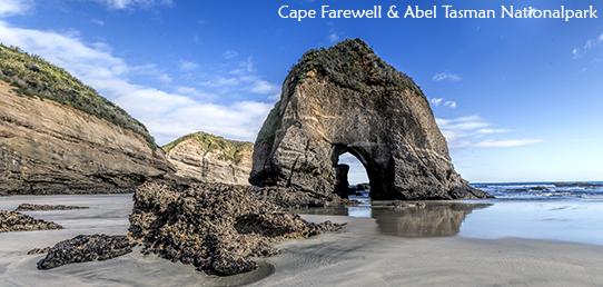 Reisebericht Neuseeland - Abel Tasman Nationalpark