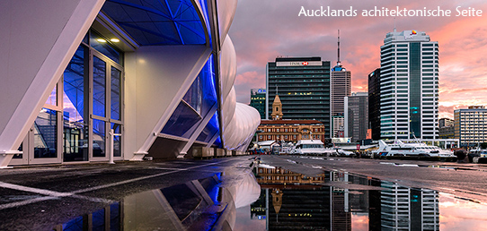 Reisebericht Neuseeland - Auckland