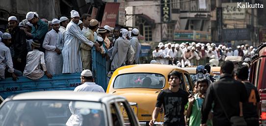 Reisebericht - Nordindien - Kalkutta