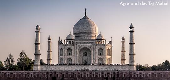 Reisebericht - Nordindien - Agra und das Taj Mahal