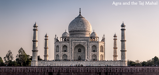 Travel Report - North India - Agra and Taj Mahal