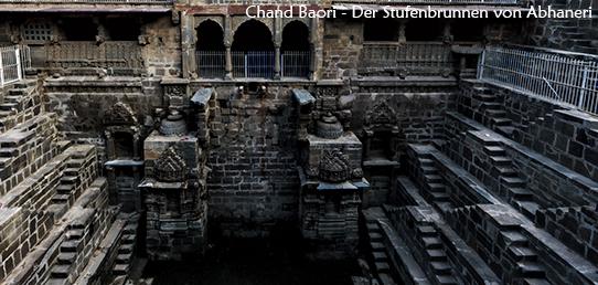 Reisebericht - Nordindien - Stufenbrunnen von Abhaneri
