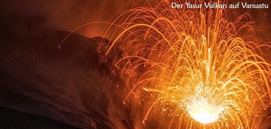 Reisebericht - Tanna/Vanuatu - Yasur Vulkan