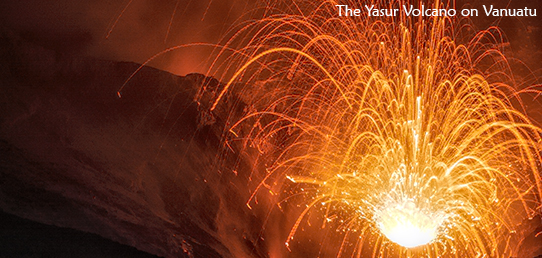 Travel Report - Tanna/Vanuatu - Yasur volcano