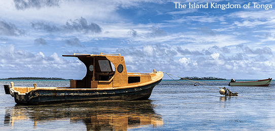 Travel Report - Tonga