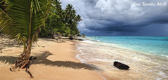 Reisebericht - Tuvalu