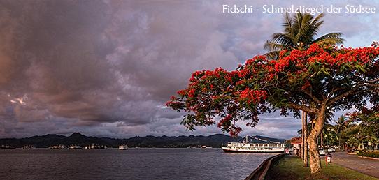 Reisebericht - Fidschi