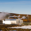 The Svartsengi geothermal Power Plant