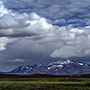 View towards Hekla
