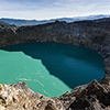 The Crater Lakes of Mount Kelimutu