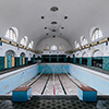 Wünsdorf, House of Officers, Indoor swimming pool
