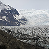 The Fjallsjökull Glacier