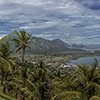 Simpson Harbour – Panorama of the Rabaul Caldera