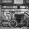Berlin, Prenzlauer Berg, old building, bike, bicycle