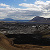 Iceland – Krafla Panorama Photo